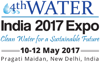 4th Water India 2017 expo